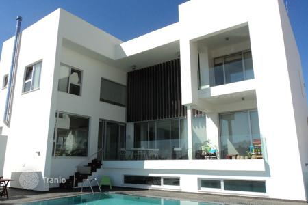 5 bedroom houses for sale in Nicosia. Five Bedroom Detached House with s/pool in two plots in Engomi