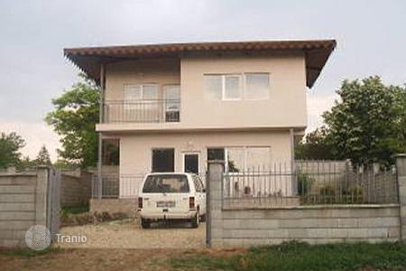 Houses with pools for sale in Dobrich Region. Townhome – Balchik, Dobrich Region, Bulgaria