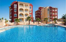 Cheap apartments with pools for sale in Costa Calida. Apartment – Los Alcazares, Murcia, Spain