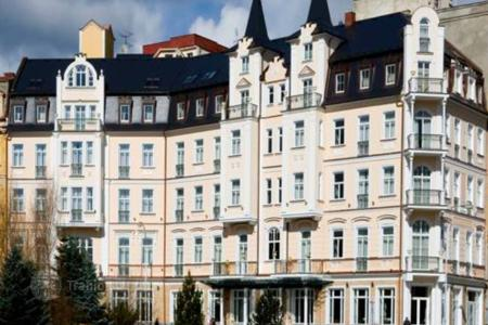 Hotels for sale in Karlovy Vary Region. Hotel is located in the centre of Mariánské Lázně, few steps away from the springs and the Singing Fountain