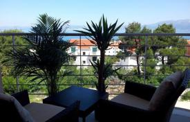 Apartments with pools for sale in Croatia. Apartment in Supetar