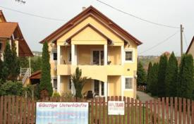 Property for sale in Zala. Two-level apart-hotel with a garage and a garden in the thermal resort of Heviz