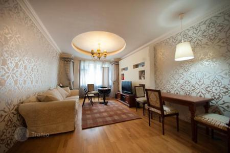 Property for sale in the Czech Republic. Two bedroom luxury apartment near the metro station in Prague