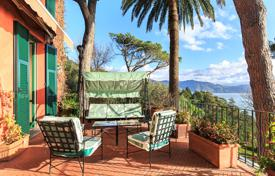 Three-storey villa overlooking the sea, Portofino, Italy for 12,500 € per week