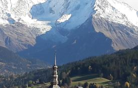 Property for sale in Combloux. Fantastic view Mont Blanc