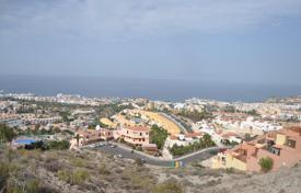 Development land for sale in Costa Adeje. Plot with an area of 1300 m², in a luxury area of Costa Adeje, Tenerife, Spain