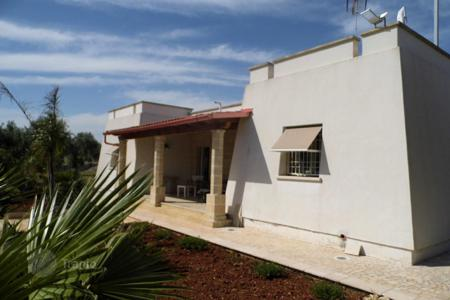 Residential for sale in Campania. Spacious villa with a big territory, Salento, Italy