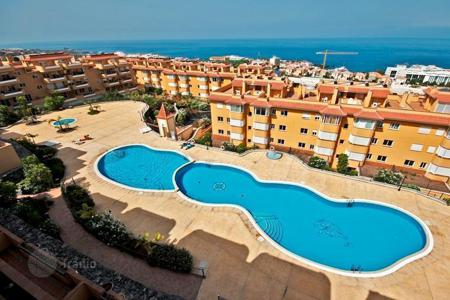 Apartments with pools by the sea for sale in Canary Islands. Apartment - Canary Islands, Spain