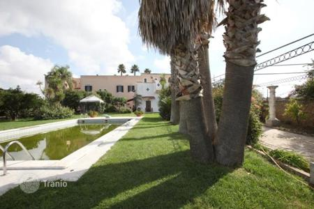 Luxury houses for sale in Apulia. Villa – Sannicola, Apulia, Italy