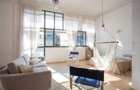 Property for sale in El Poblenou. Modern two-level loft with a parking and high-quality finishing in the district of Poblenou, Barcelona, Spain