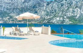 Apartment in the club residential complex with rich infrastructure in Kotor bay, Montenegro for 185,000 €