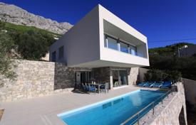 Property for sale in Split-Dalmatia County. Modern villa with wonderful sea view