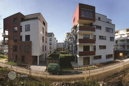 2 bedroom apartments for sale in Baden-Wurttemberg. New penthouse with panoramic terrace in Offenburg, area Seitenpfaden