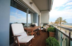 Coastal property for sale in Barcelona. Flat in Rambla of Badalona