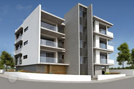 Luxury property for sale in Egkomi. Residential Block (9 apartments 883m² one and two bedrooms)