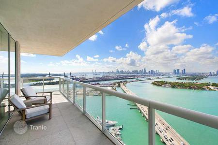 3 bedroom apartments for sale in North America. Apartments in Miami Beach