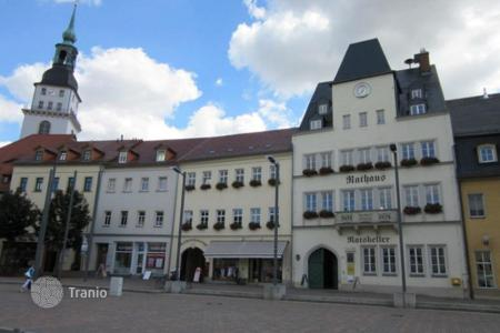 Business centres for sale in Germany. Commercial building in the center of Frankenberg