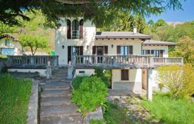 4 bedroom houses for sale in Lombardy. Historic villa in a unique location in the town of Nesso, Italy
