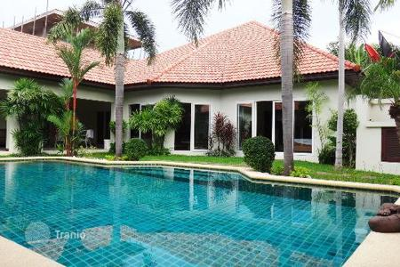 5 bedroom villas and houses to rent in Chonburi. Villa – Pattaya, Chonburi, Thailand