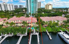 Townhouses for sale in North America. Terraced house – Miami, Florida, USA
