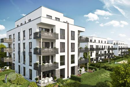 3 bedroom apartments for sale in Bonn. Four-room apartment with a balcony in Bonn