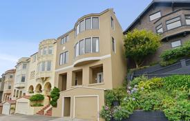 4 bedroom houses for sale in North America. Villa – San Francisco, California, USA