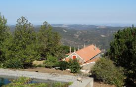 Houses with pools for sale in Faro. 2 Houses on huge private plot with great views, Monchique, West Algarve