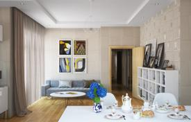 New homes for sale in Prague. Stylish apartment with a loggia, in a new residential building, next to the metro and parks, Prague 9, Czech Republic