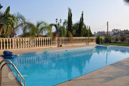 Luxury 6 bedroom houses for sale in Limassol. Six Bedroom Villa