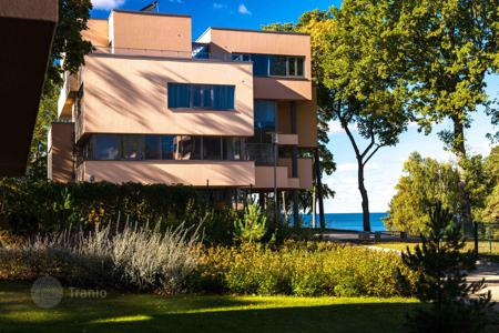 Apartments for sale in Saulkrasti. Club-type house, with panoramic sea views