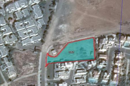 Property for sale in Tomb of the Kings. m² plot in Paphos 70 meters from the sea