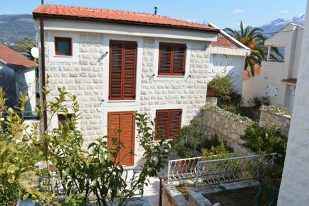 Luxury property for sale in Tivat. Villa on the sea front in the town Krtoli