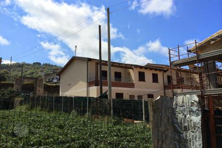 Townhouses for sale in Italy. High rental potential! The complex of villas and townhouses with terraces, garden and parking, in the heart of Tropea, 15 min from the beach