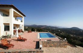 4 bedroom houses for sale in Crete. Villa – Crete, Greece