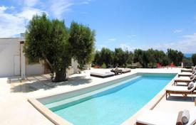 Houses with pools for sale in Apulia. Complex of two sea view villas, Santa Maria di Leuca, Italy
