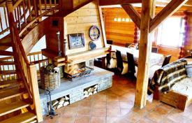 Property to rent in Huez. Chalet for a large company at the 100 meters from the ski slope in Alp d'Huez, French Alps, France