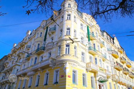 Hotels for sale in Karlovy Vary Region. The spa Hotel is one of the most beautiful and prestigious buildings in Marianské Lázně