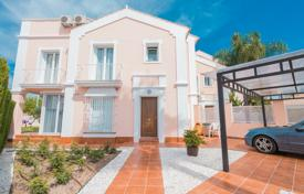 Coastal townhouses for sale in Costa del Sol. Townhouse in San Pedro