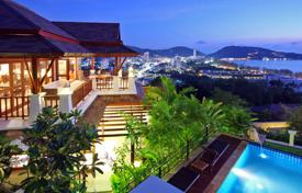 Luxury villa with Jacuzzi enjoying stunning sea views, just a ten-minute walk from Patong beach, Phuket, Thailand for $1,854,000