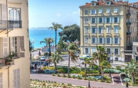 2 bedroom apartments by the sea for sale in Provence - Alpes - Cote d'Azur. Vieux Nice, 104 m² 3 room apartment with south balcony, beautiful sea escape