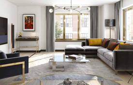 Property for sale in London. Luminous apartments with balconies, in a residential complex with a concierge, in the center of London, Great Britain