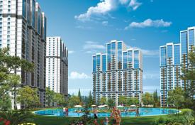 Property for sale in Western Asia. The complex with residential and commercial units in Istanbul