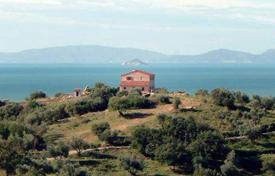 Luxury 6 bedroom houses for sale in Tuscany. Traditional villa with panoramic sea views, Follonica, Tuscany, Italy