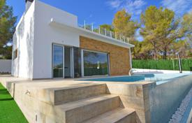 3 bedroom houses for sale in Benissa. New high-quality villa with a pool and terraces close to the sea, Benissa, Spain