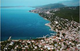 Coastal new homes for sale in Croatia. Apartment in Crikvenica