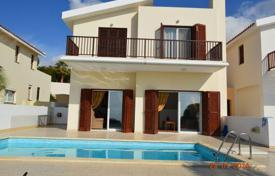 Coastal residential for sale in Paphos (city). 3 Bedroom Beachfront Villa, Coral Bay