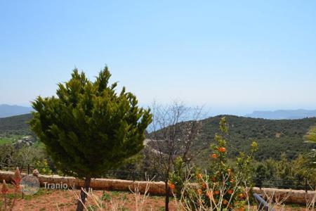 Land for sale in Western Asia. Building land with sea views in Antalya, Yeniköy, near the town Kaş