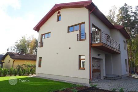 Property from developers for sale in Jurmalas pilseta. Family 4-room two-storey house for sale in Jurmala
