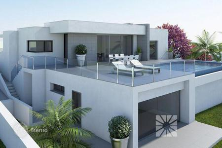 Off-plan houses with pools for sale in Europe. Villa in Benitachell, Costa Blanca