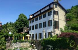 Residential for sale in Orta San Giulio. On the hills of Lake Orta, restored farmhouse with beautiful lake view